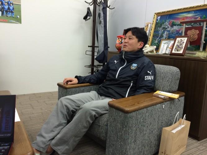 【サッカー人インタビュー企画vol.5】サッカーで人を幸せにする 川崎フロンターレプロモーション部 天野春果